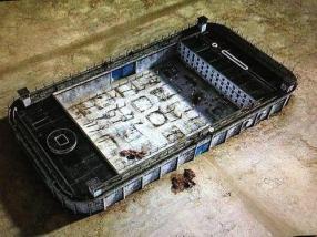 smartphone prison